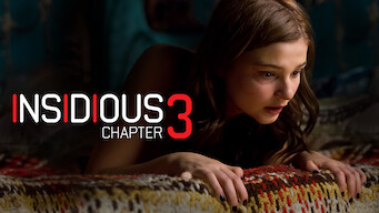 Is Insidious Chapter 3 2015 On Netflix France